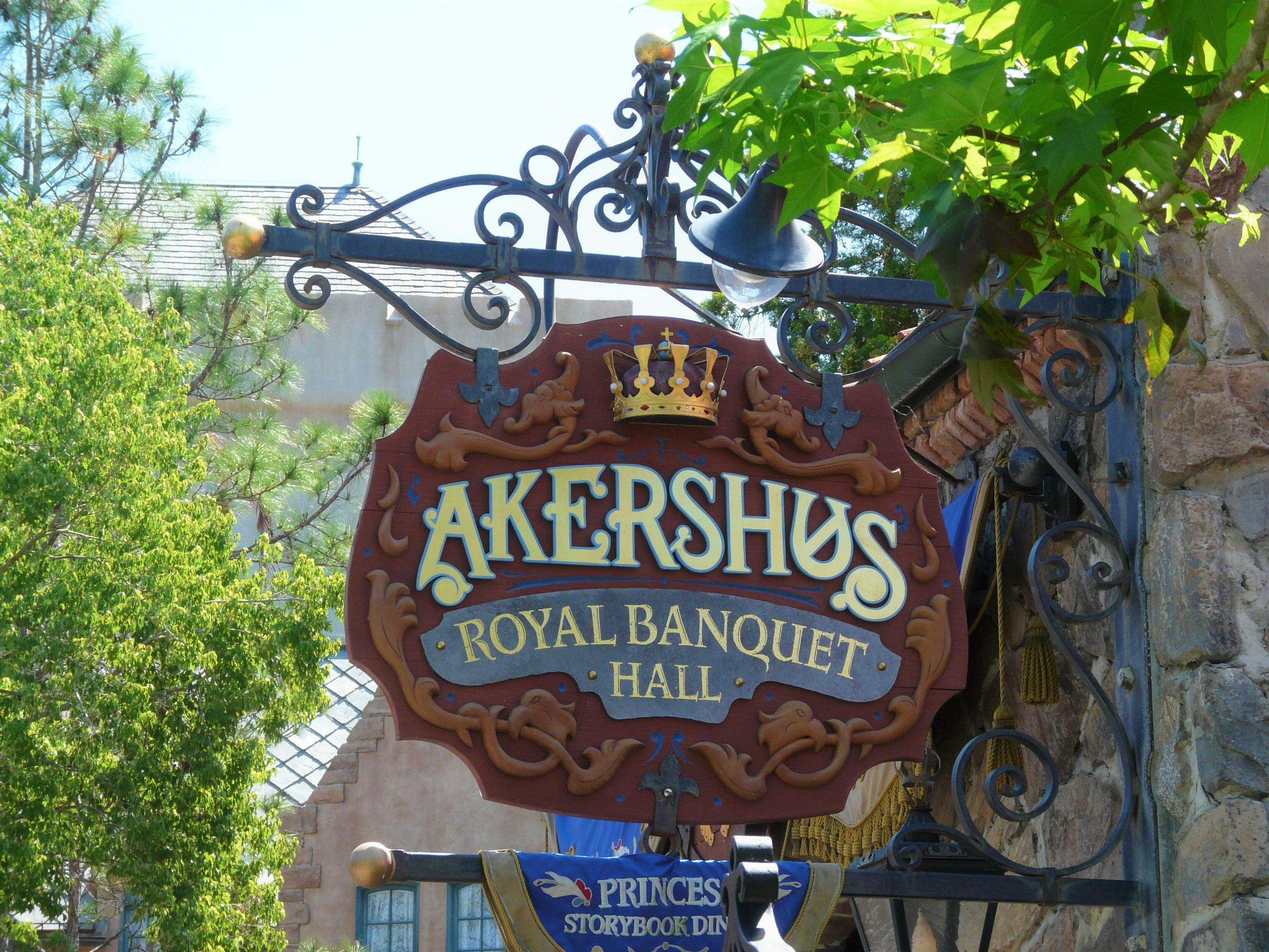 Akershus Royal Banquet Hall restaurant at Epcot