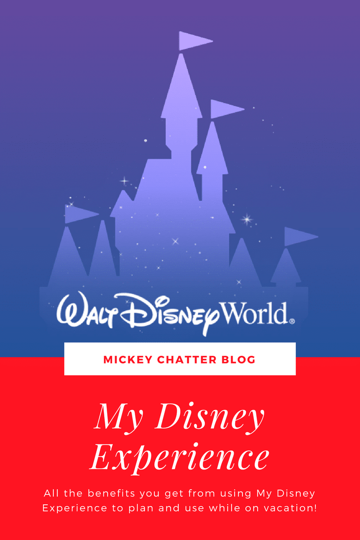 Learn about all the benefits and features of using the My Disney Experience app for planning your next Disney World vacation.