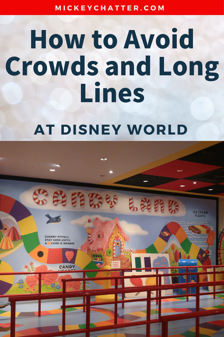 Learn how to use a Disney World crowd calendar to avoid crowds and long lines