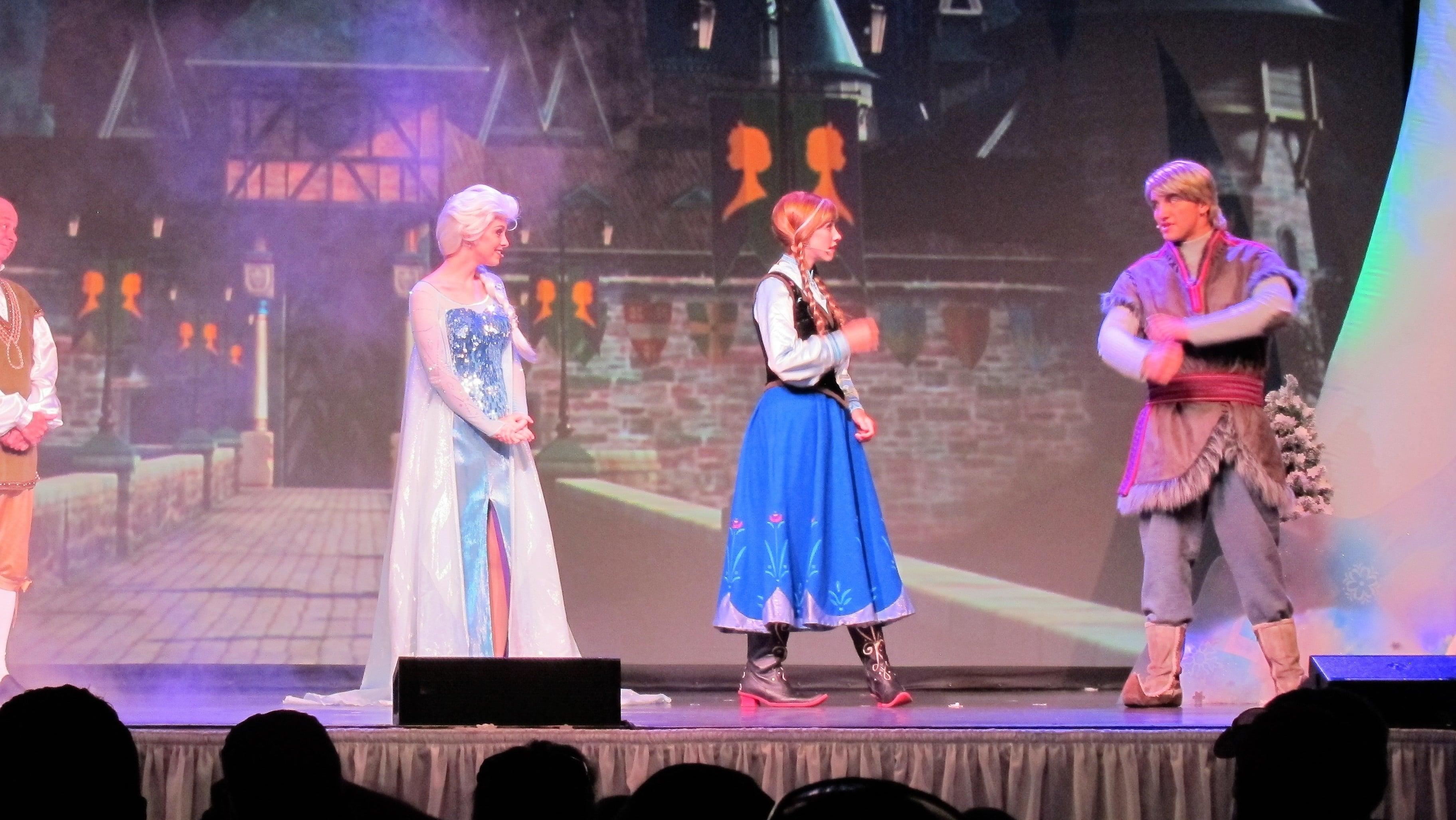 Frozen Sing-Along, Hollywood Studios