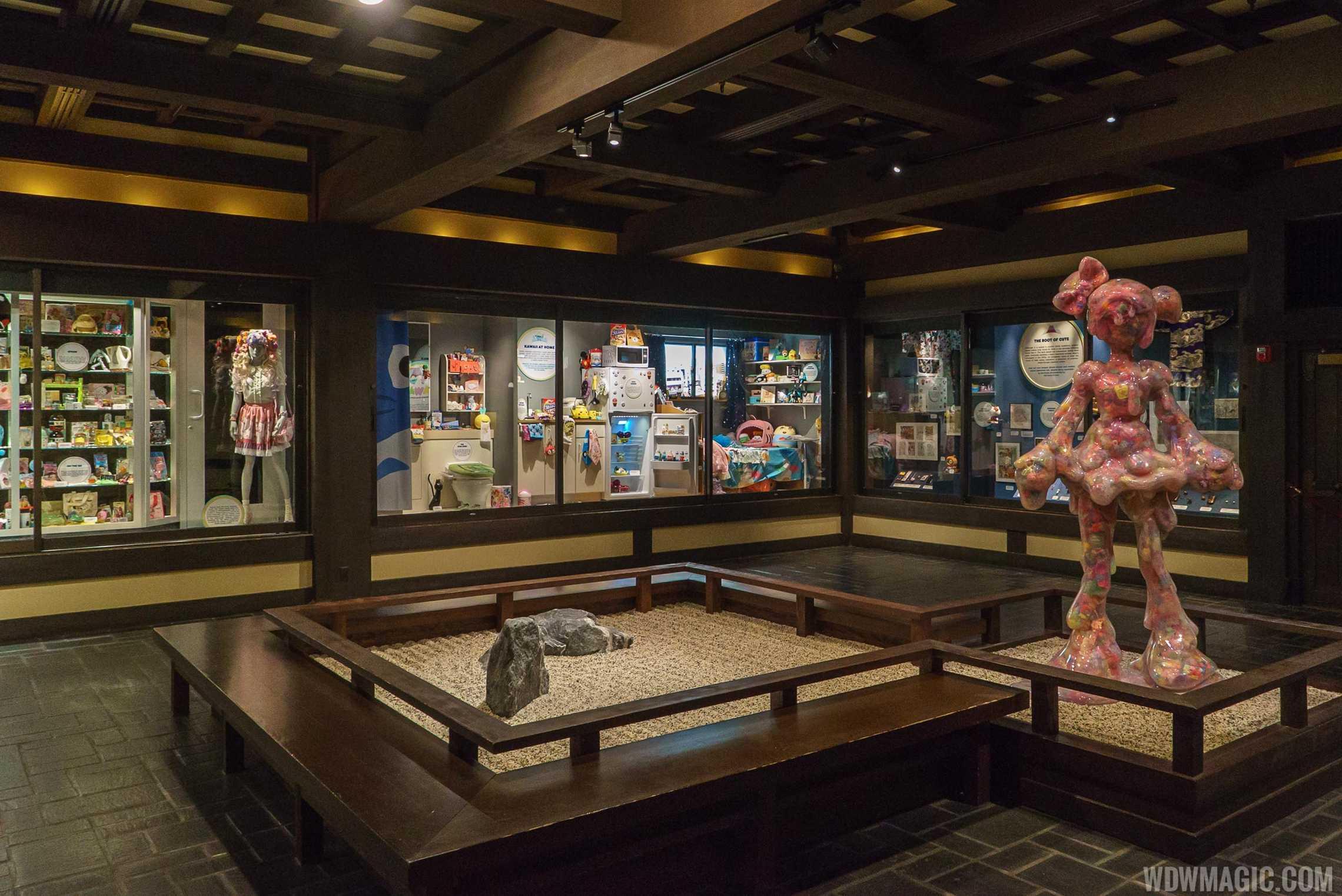 Epcot Kawaii Exhibit