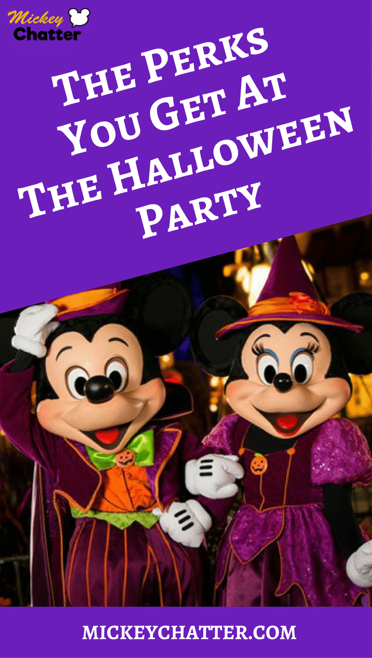 Find out about all the perks you get at Mickey's Not-So-Scary Halloween Party at Magic Kingdom
