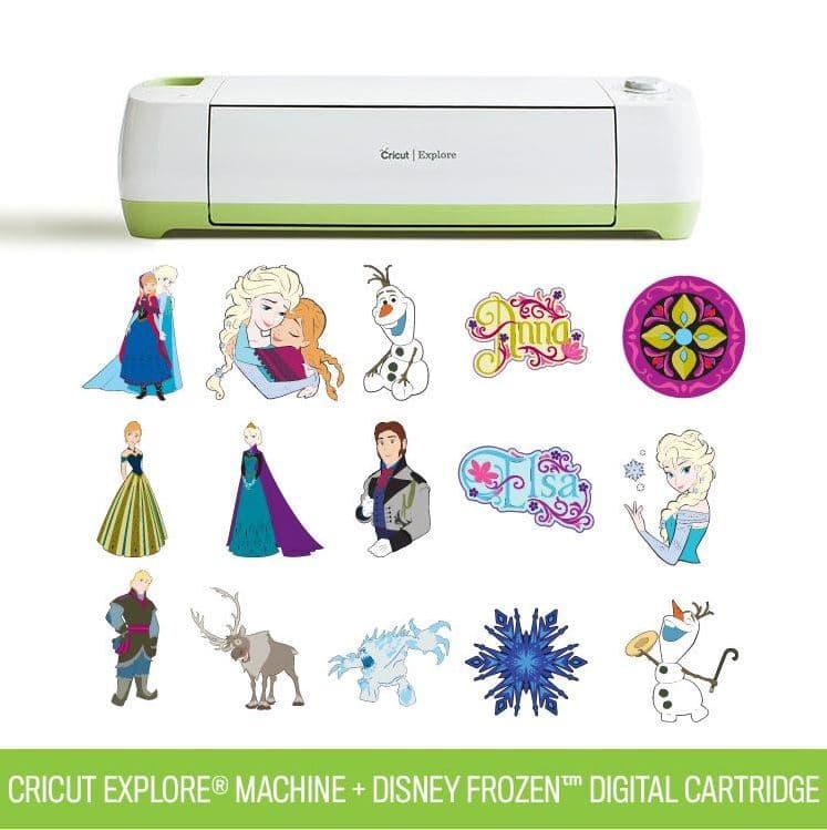 The Disney Frozen Cartridge from Disney