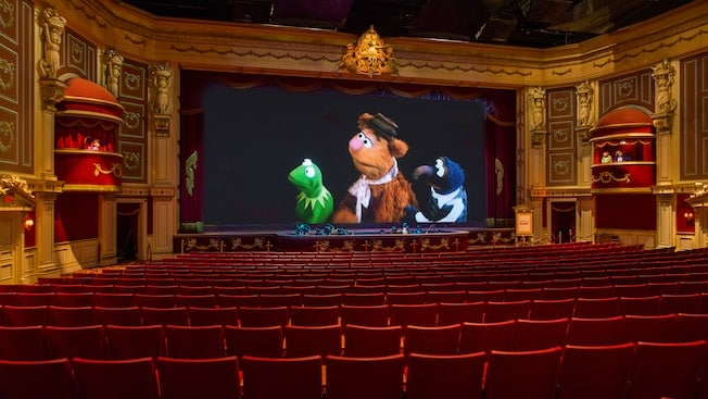 Muppet Vision 3D, Hollywood Studios
