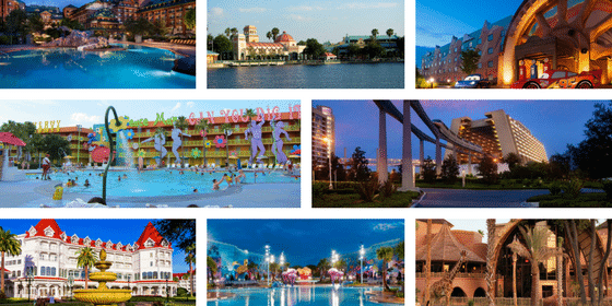 The Experts Weigh In On Which are the Best Disney Hotels - Mickey Chatter