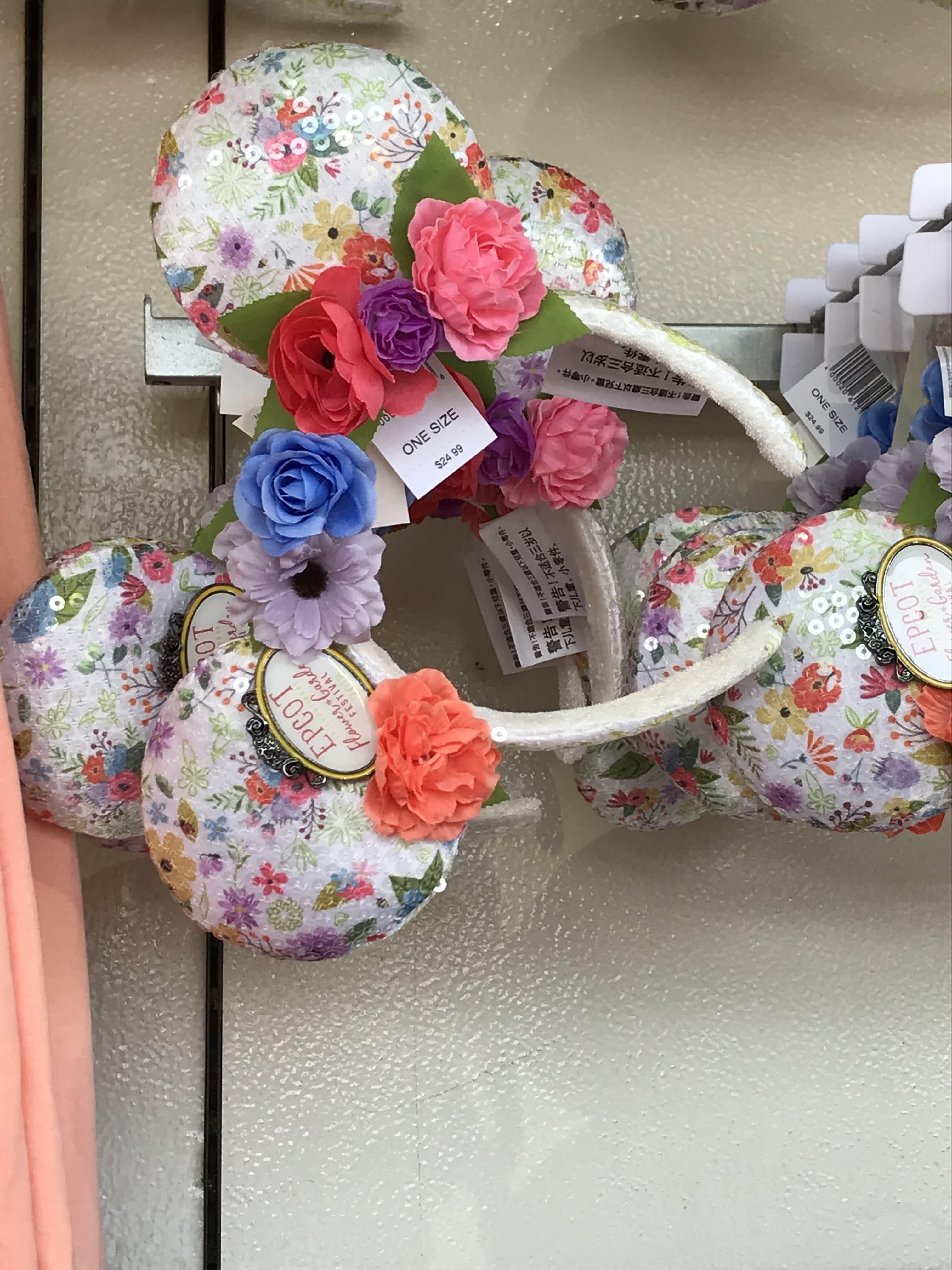 Flower and Garden 2018 Mickey Ears