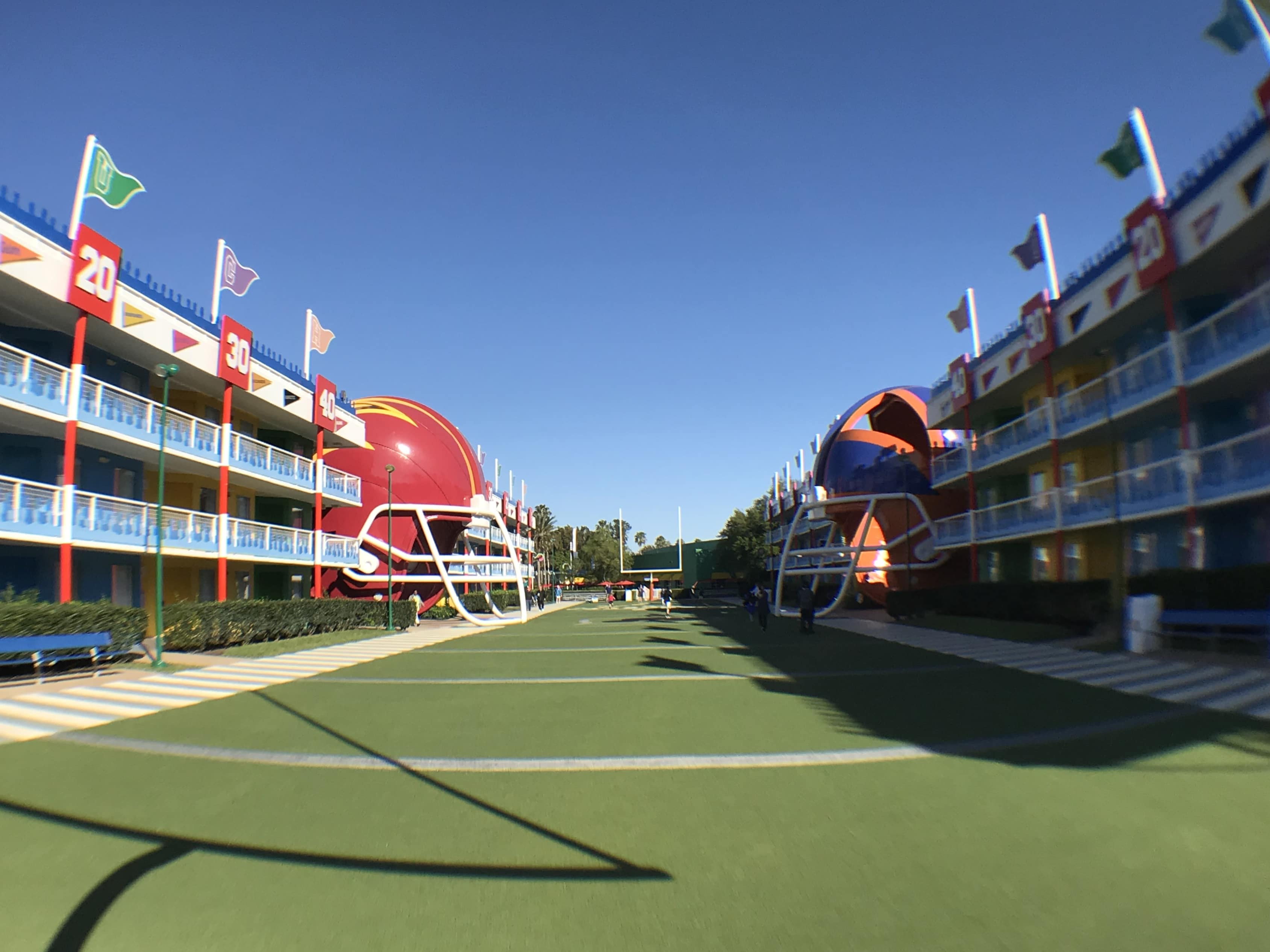 Disney's All-Star Sports Review