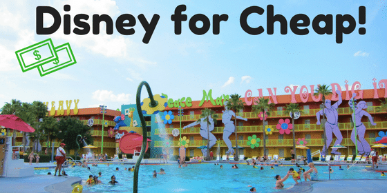 How To Plan The Cheapest Disney World Vacation Possible