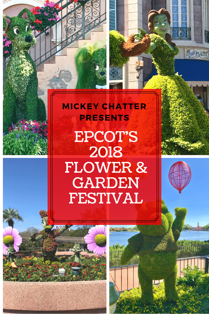 Epcot's 2018 Flower & Garden Festival - a preview of everything to see!