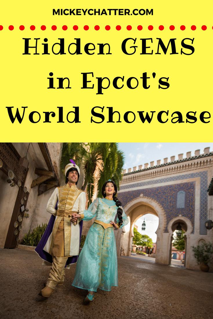 Hidden gems in Epcot's World Showcase #disneyworld #epcot #worldshowcase