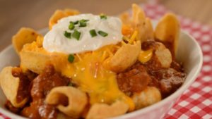 Totchos at Disney's Hollywood Studios Woody's Lunch box