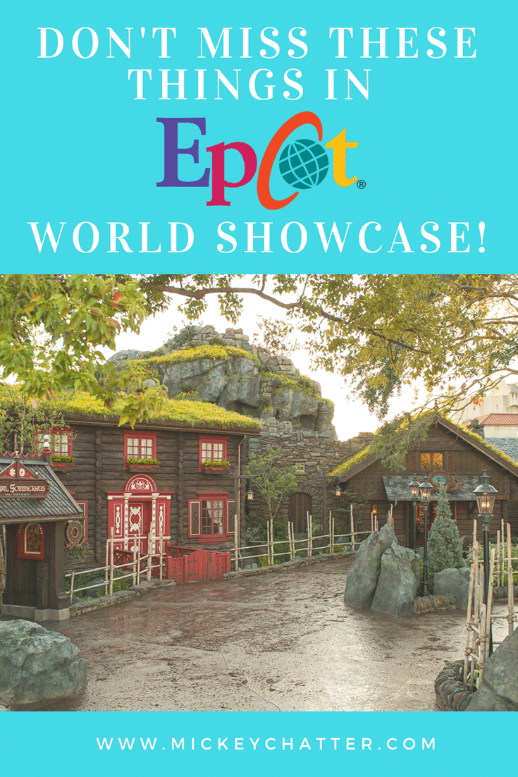 The TOP things you don't want to miss in Epcot's World Showcase! #epcot #disneyworld #disneyvacation