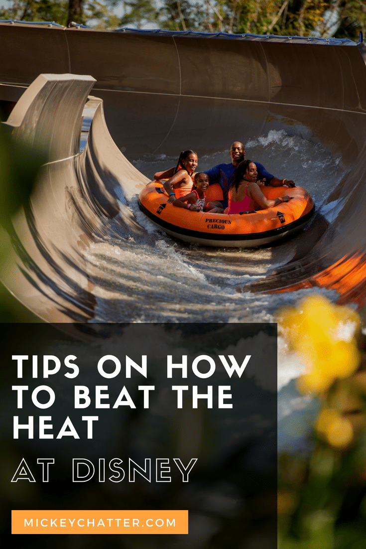 How to stay cool in Florida, beat the heat at Disney during the hot summer months! #disneyworld #disneyvacation #florida #orlando