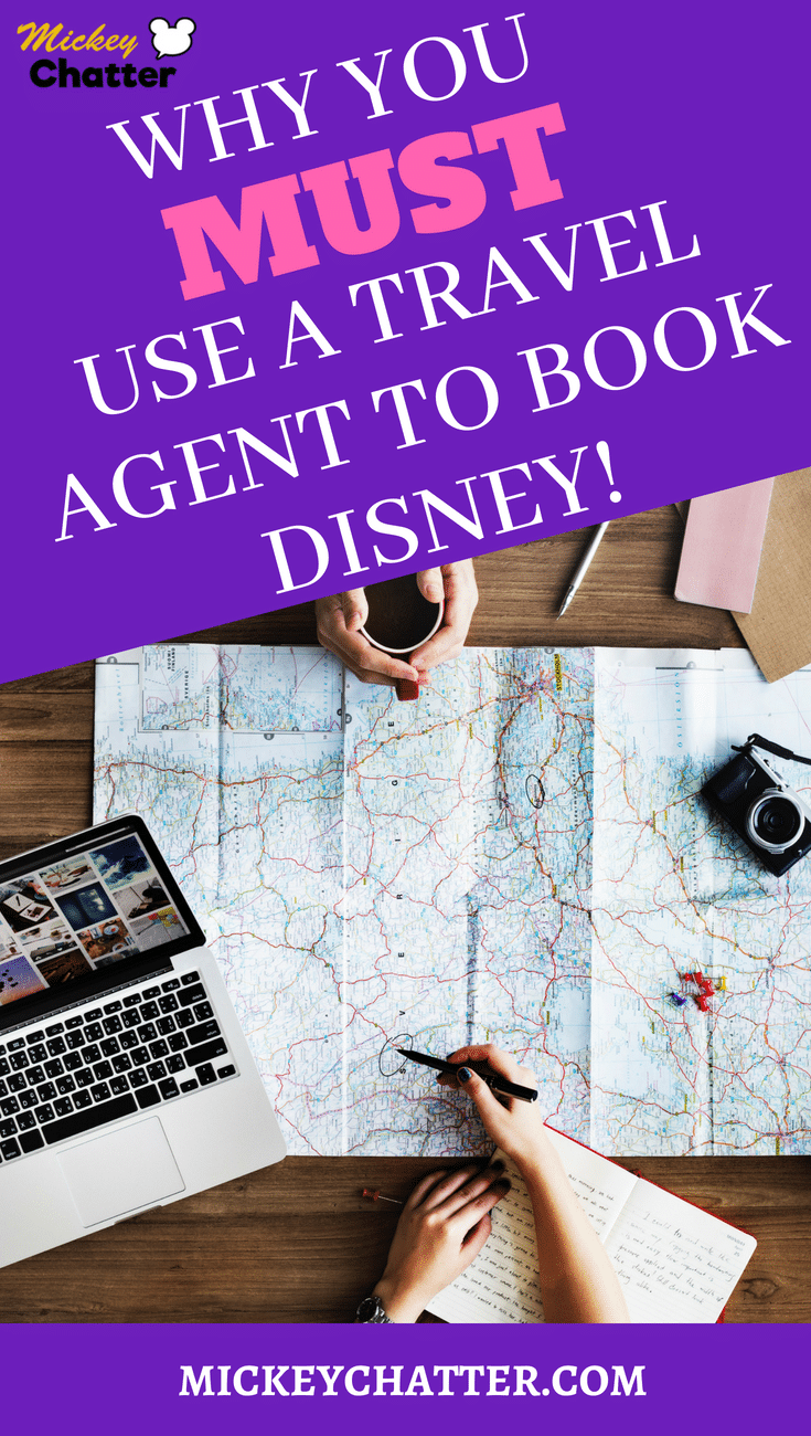 Learn the benefits of using a travel agent that specializes in Disney vacation planning, how it can help you! #disneyworld #disneyplanning #disneyvacation