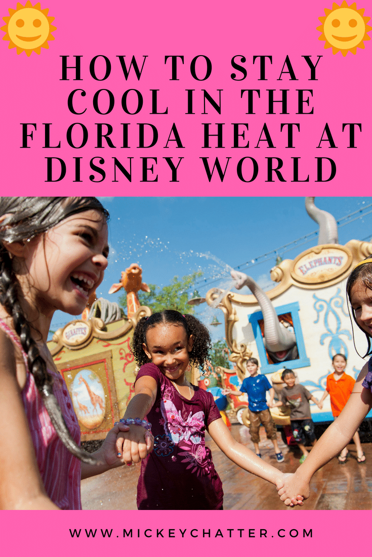 How to stay cool in Florida at Disney World, beat the heat! #disneyworld #disneyvacation #disneytips #orlando