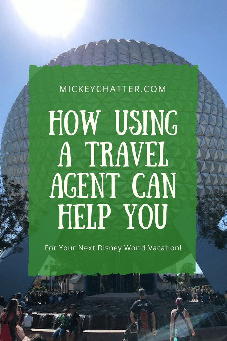 How using a travel agent that specializes in Disney can help you. Take the stress out of the planning and let an agent do the work for you! #disneyworld #disneyplanning #disneytrip #disneyvacation