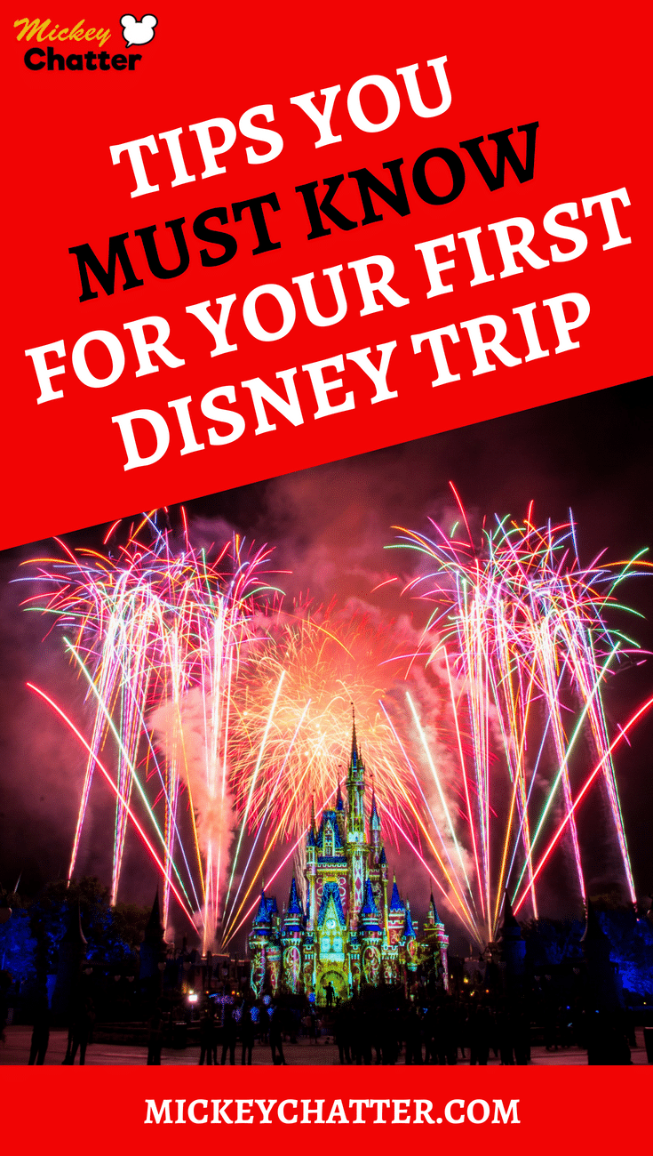Tips you MUST KNOW for your first visit to Disney World, #disneyworld #disneytips #disneyplanning #disneyvacation #disneytrip