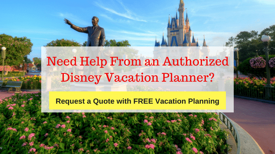 Get help from a professional with your Disney vacation planning! FREE planning services with booking.