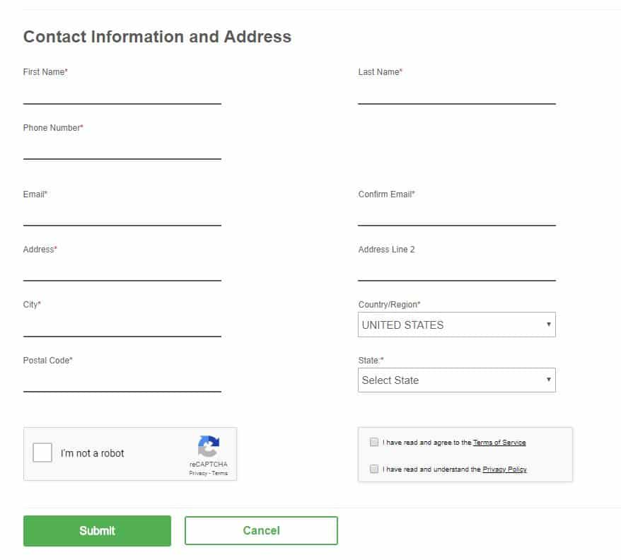 Disney lost and found contact information form