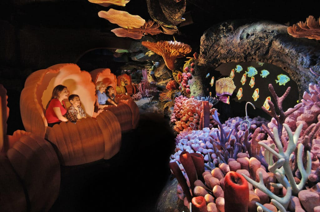 Under the Seas with Nemo & Friends at Epcot