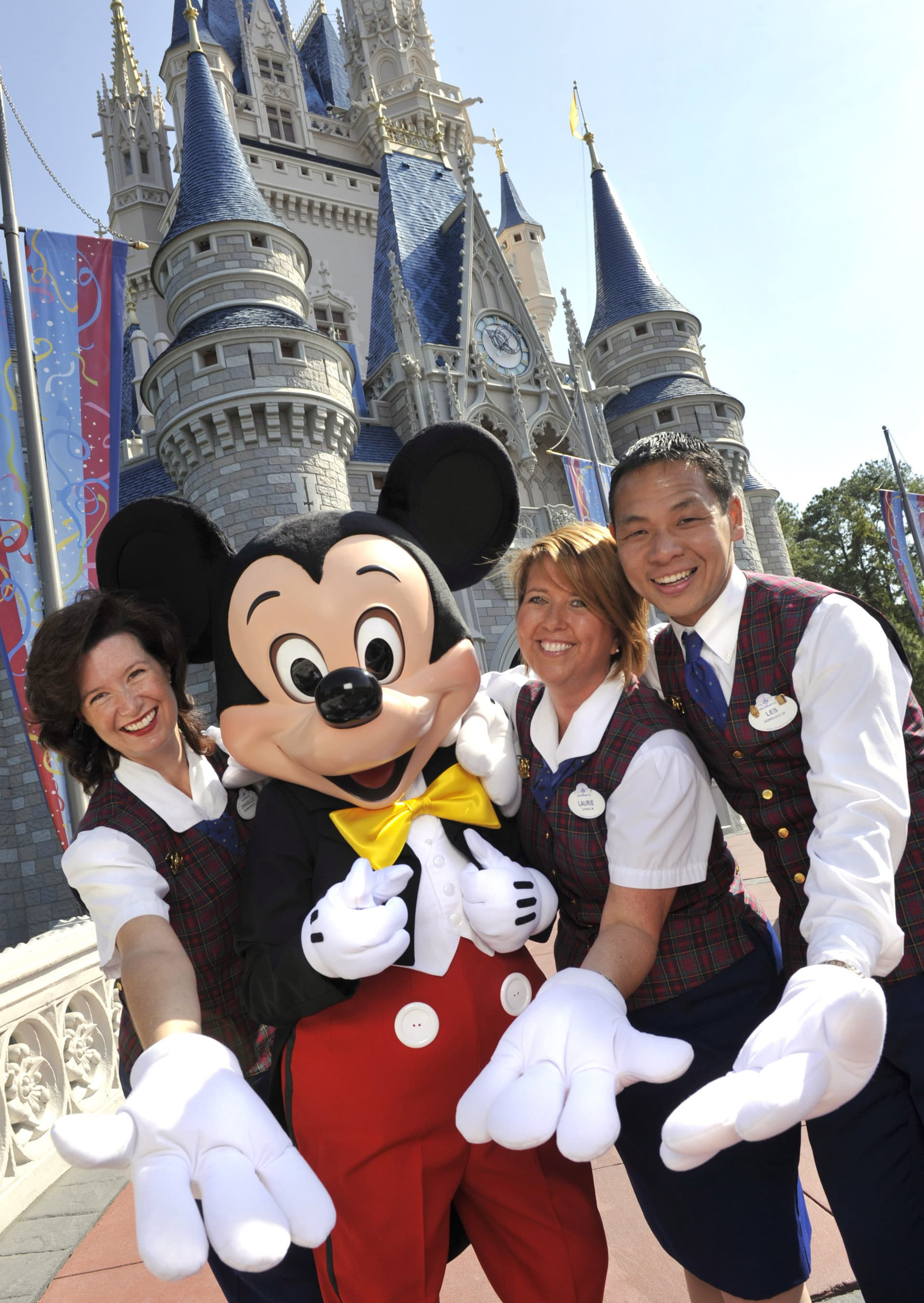 VIP Tour Guides at Walt Disney World