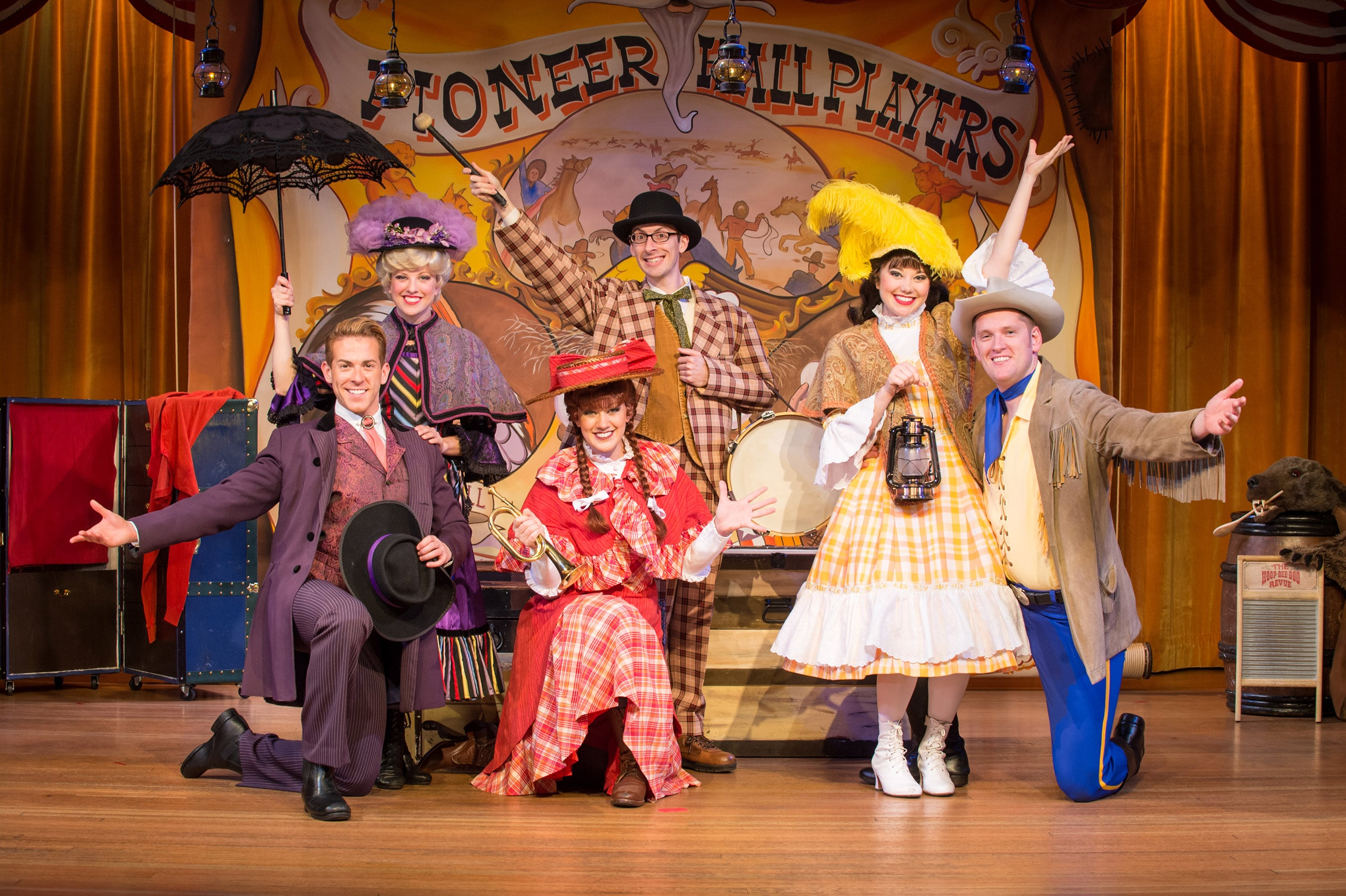 Hoop-Dee-Doo Musical Revue at Disney's Fort Wilderness