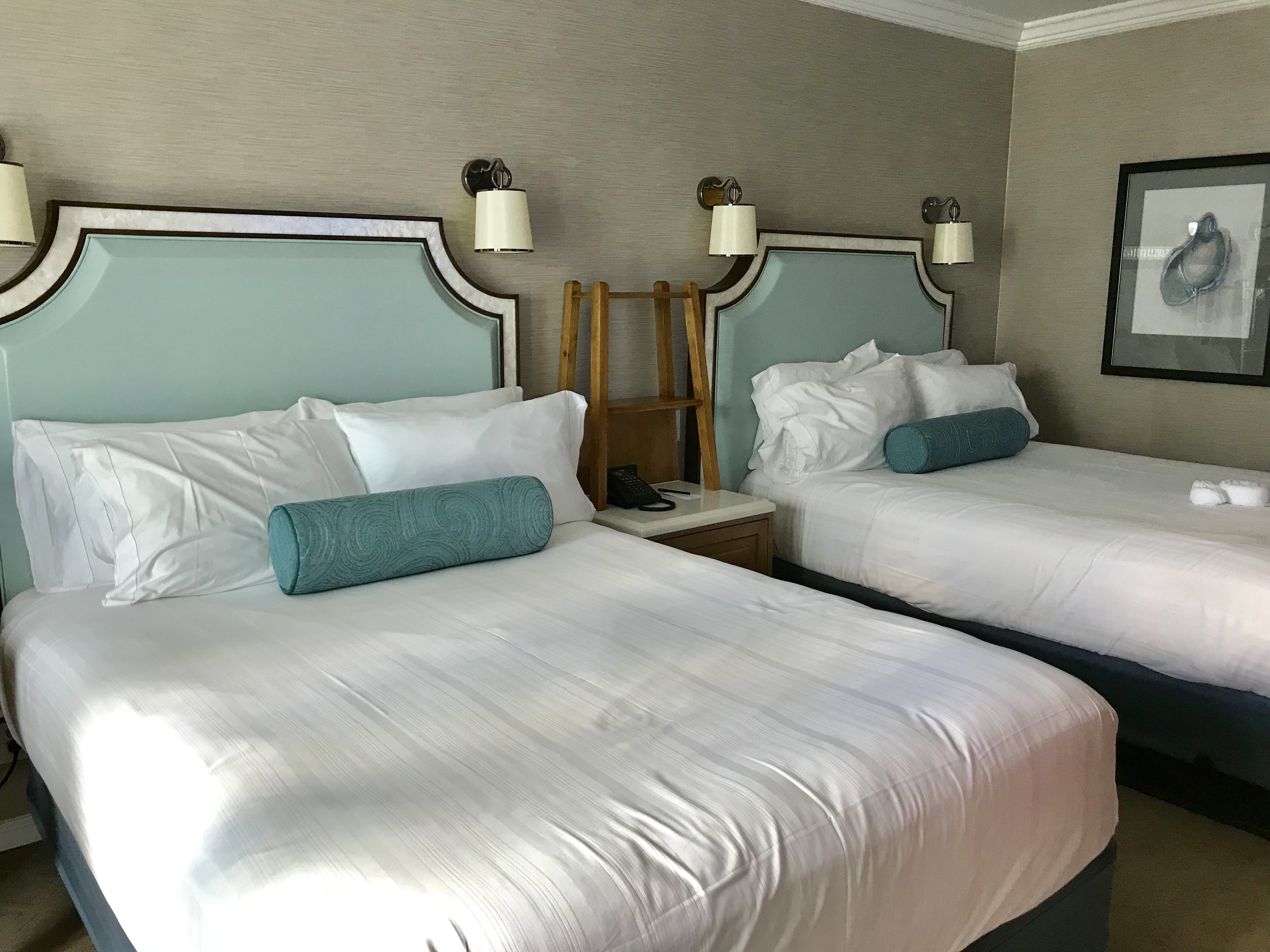 Disney's Beach & Yacht Club Standard Rooms