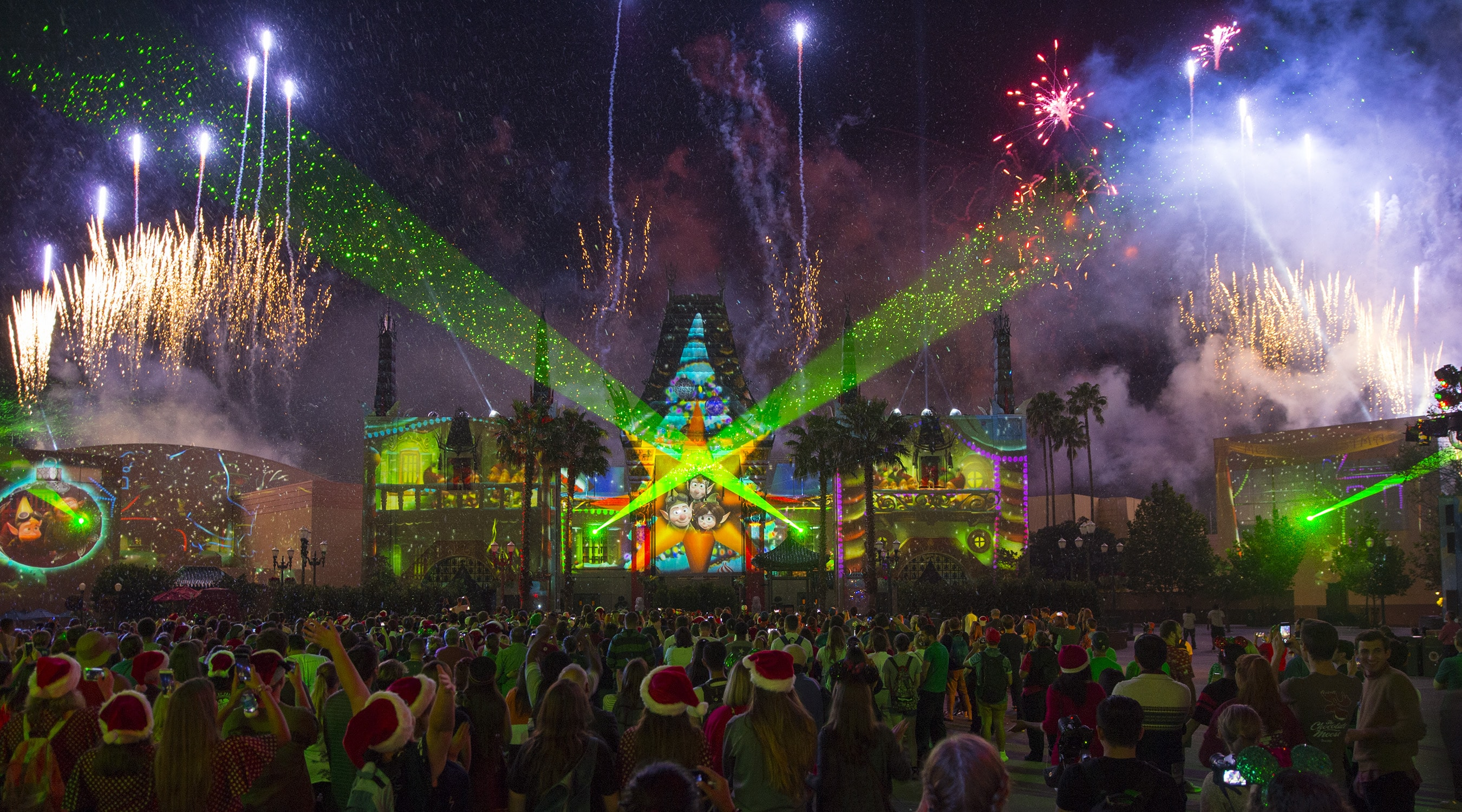Jingle Bell, Jingle BAM at Disney's Hollywood Studios Orlando