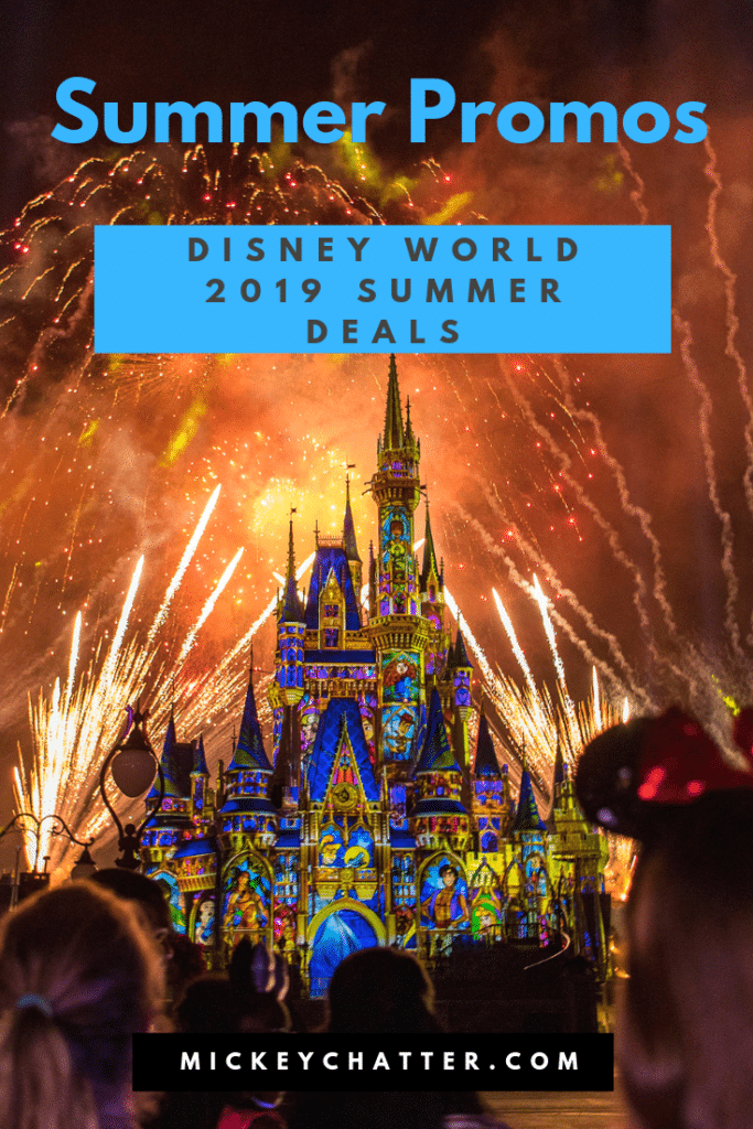 Disney World Summer 2019 promos #disneyworld #disneytravelagent #disneytravelplanner #disneytrip #disneyvacation #disneysummer2019