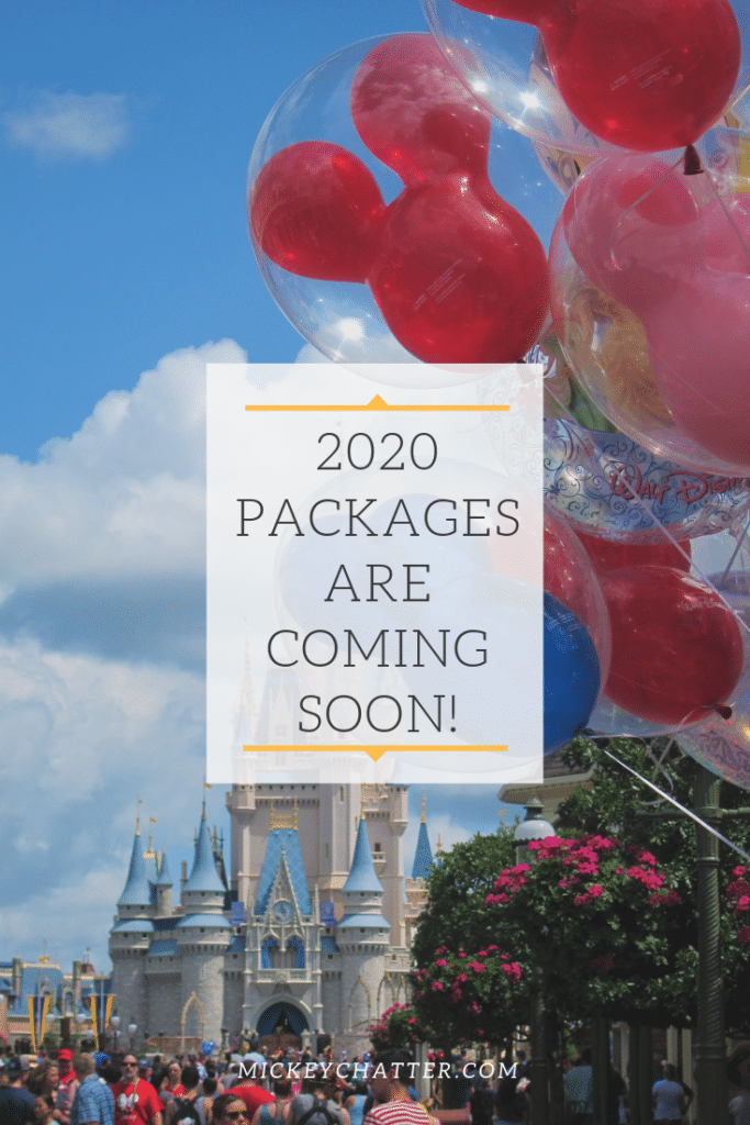 2020 Disney World Packages are coming very soon! Be ready to book and get on my wait list so you'll be contacted first! #disneyworld #disney2020 #disneytravelagent #disneytravelplanning #disneytravelplanner #disneyvacation #disneytrip