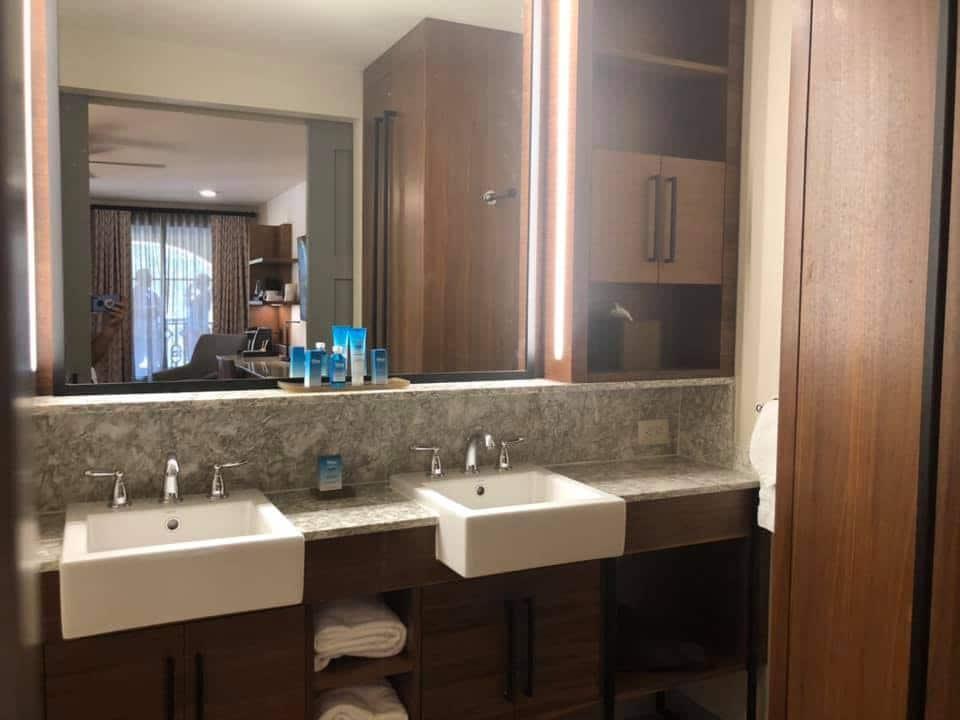 Disney's Coronado Springs regular rooms #disneyworld #coronadospringsresort #disneyresort #travelagent