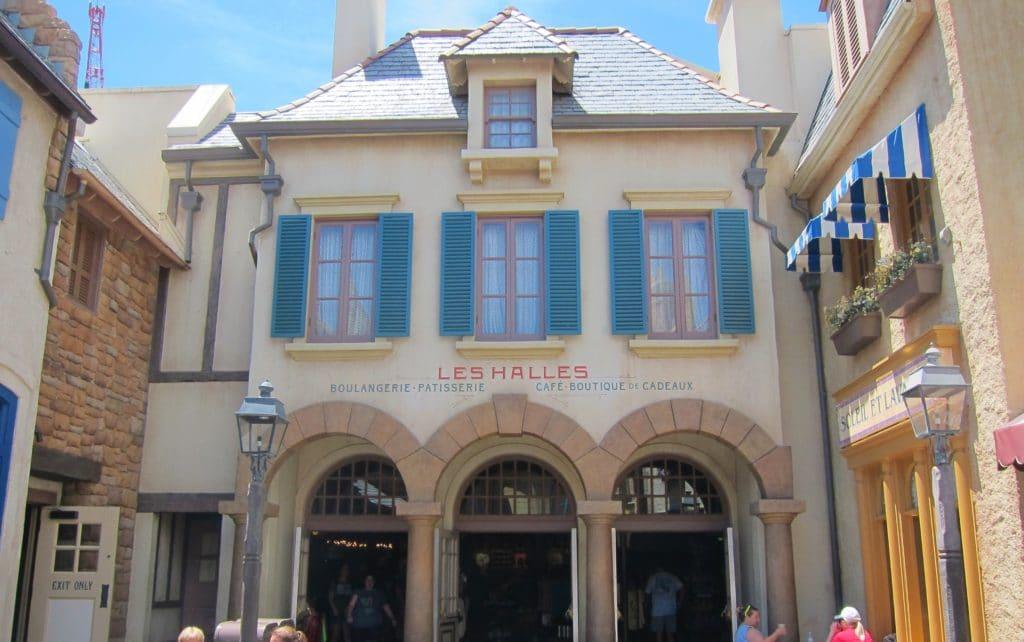 Les Halles Boulangerie at Epcot #disneyworld #epcot #francepavilion #worldshowcase