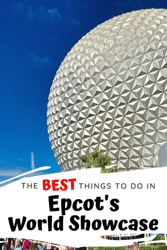 The BEST things to do in Epcot's World Showcase #disneyworld #epcot #worldshowcase #travelagent #travelplanning #disneytrip #disneyvacation