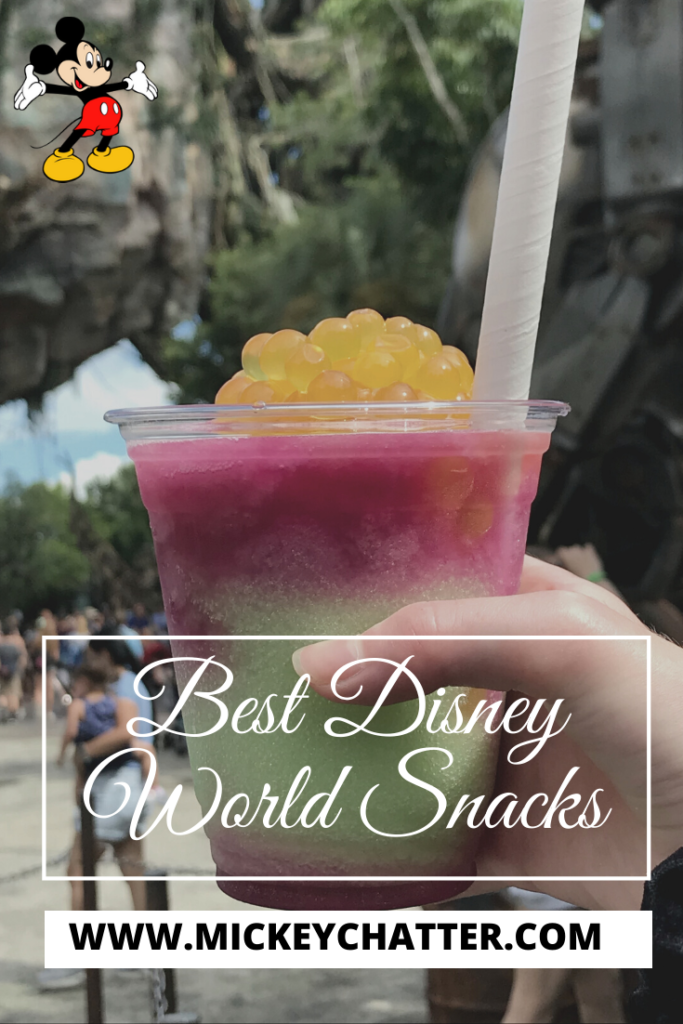 Best snacks at Disney World! #disneyworld #disneyfood #disneysnacks #disneytrip #disneyvacation #travelagent