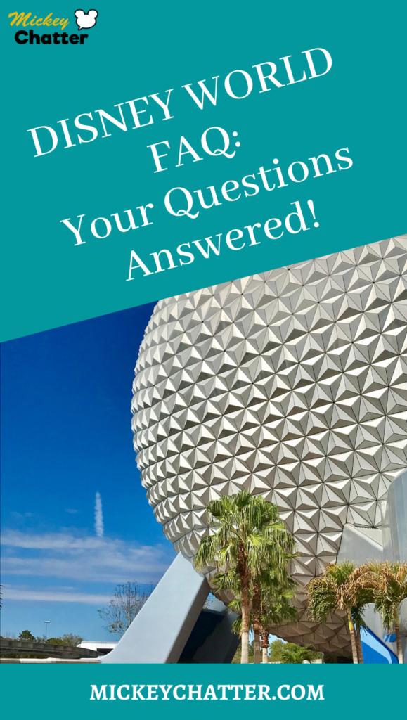 Get your top Disney World questions answered by an expert Disney planner #disneyworld #disneyplanning #disneytrip #disneyvacation #travelagent #disneytravelagent