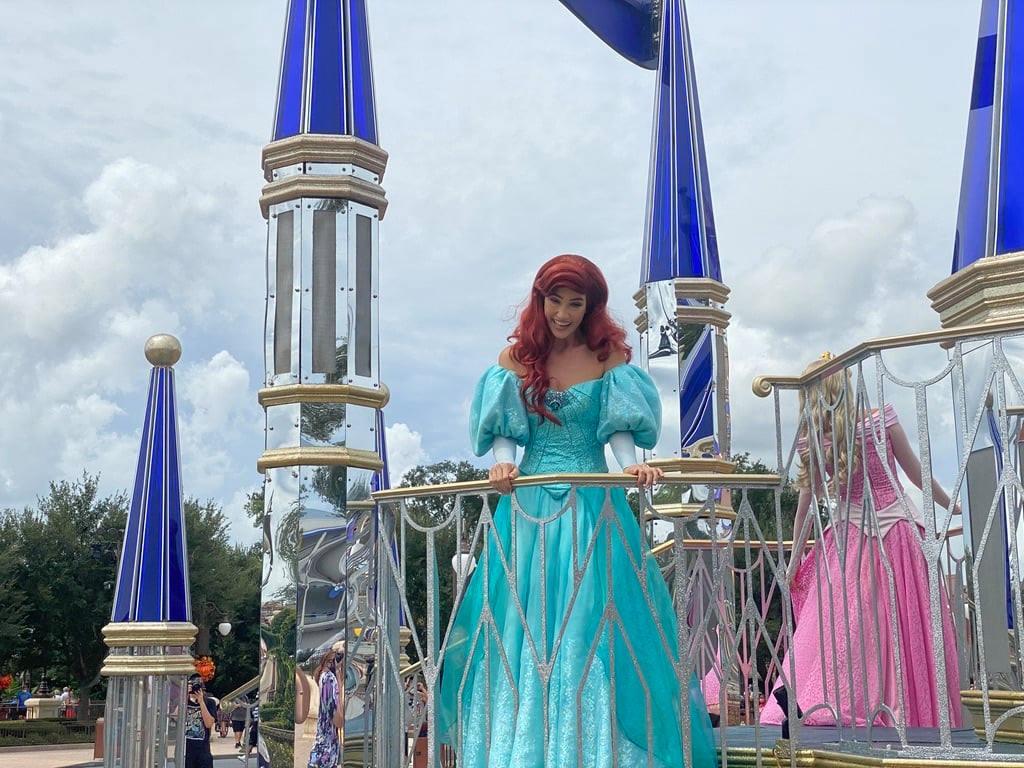 Disney World character cavalcades, your full list! #disneyworld #disneycharacters #disneytrip #disneyvacation #travelagent
