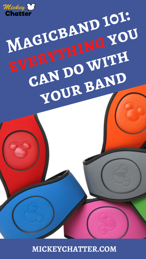 Everything you NEED to know about Disney MagicBands! #disneyworld #magicbands #disneytrip #disneyvacation #disneyplanning #travelagent